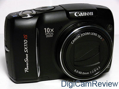 canon powershot sx110 is manual