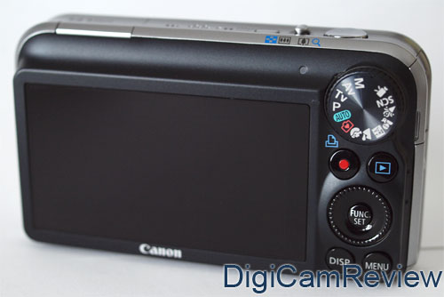 Canon SX210 IS