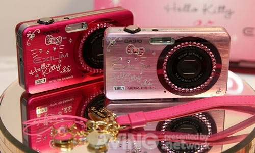 Casio Exilim Z90 Hello Kitty Edition