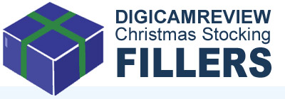 DigiCamReview Christmas Stocking Fillers