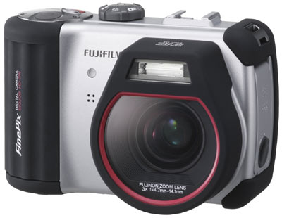 Fuji FinePix Big Job HD-3W