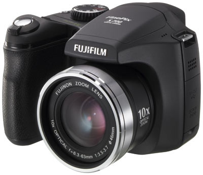 fujifilm finepix s5700 s700 announced