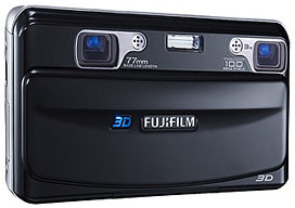 Fujifilm Real 3D Digital Camera