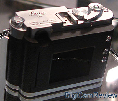 Minox Leica DCC M3 5mp Screen
