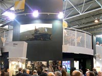 Nikon Stand At Focus on Imaging