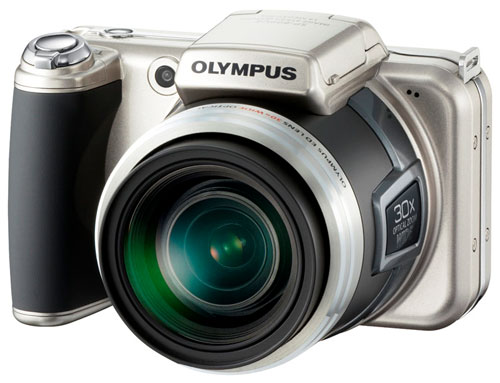 Olympus SP-800 Ultra Zoom