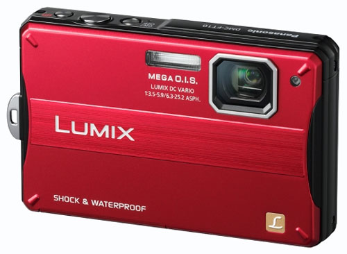 Panasonic Lumix FT10