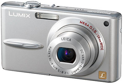 Panasonic Lumix DMC-FX30 Big