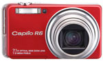 Ricoh Caplio R6 Red