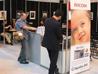 Ricoh Focus On Imaging Stand