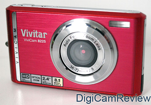 digicamreview com vivitar vivicam 8225 review do not buy rh digicamreview com Vivitar Film Camera Vivitar DVR 410 Manual