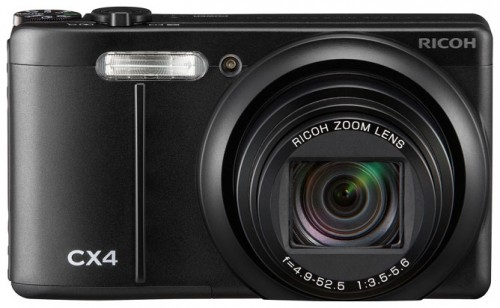 Ricoh CX4 Black