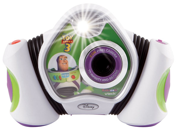 Digicamreview Com Vtech Toy Story 3 Buzz Lightyear