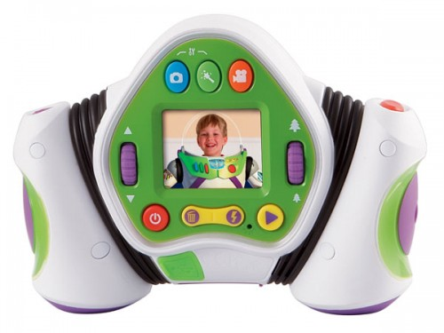 VTech Toy Story 3 Buzz Lightyear Digital Camera