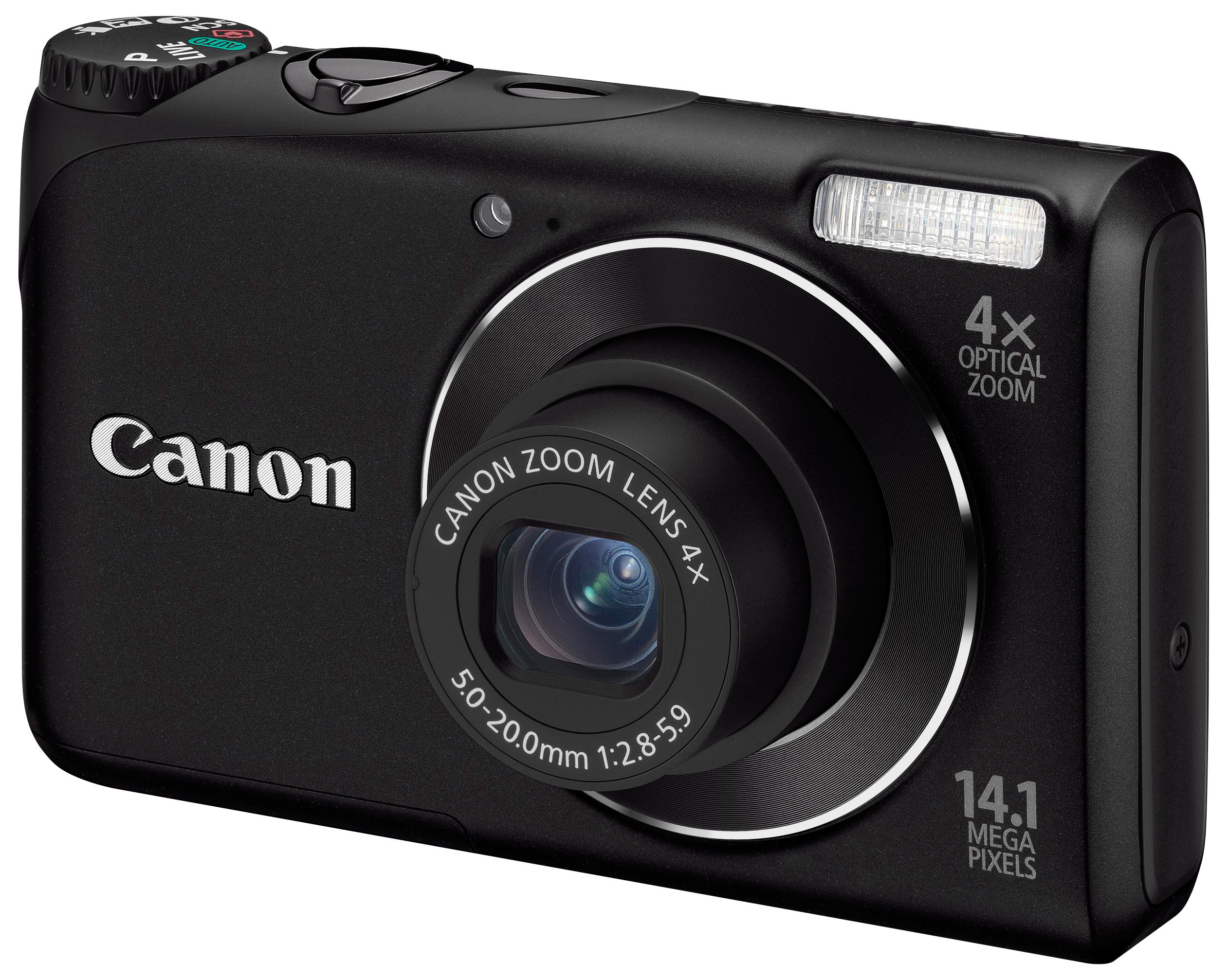 canon has announced the new canon powershot a2200 the slimmest a ... Canon