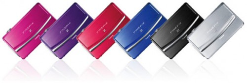 Fujifilm FinePix Z90 Colours
