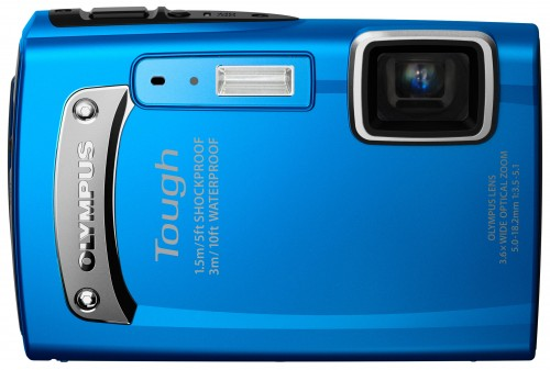 Olympus Tough TG310 Blue