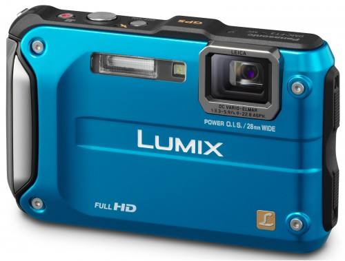 Panasonic Lumix FT3 GPS