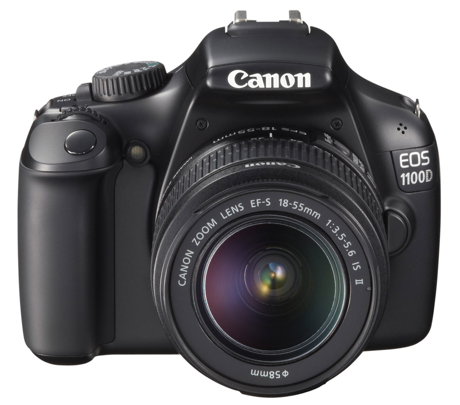 DigiCamReview.com | Canon EOS 1100D DSLR Canon