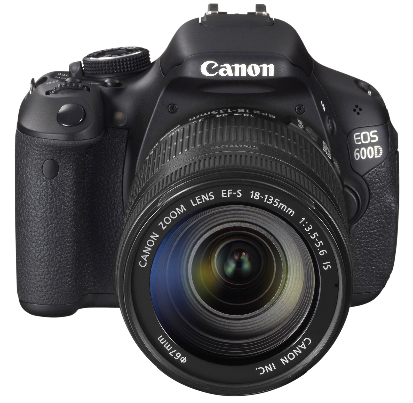 Canon EOS 600D DSLR Announced