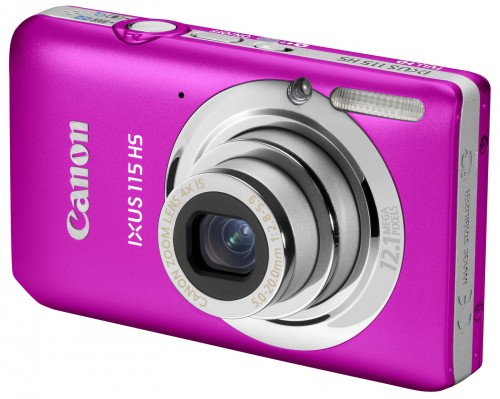 Canon Digital IXUS 115HS