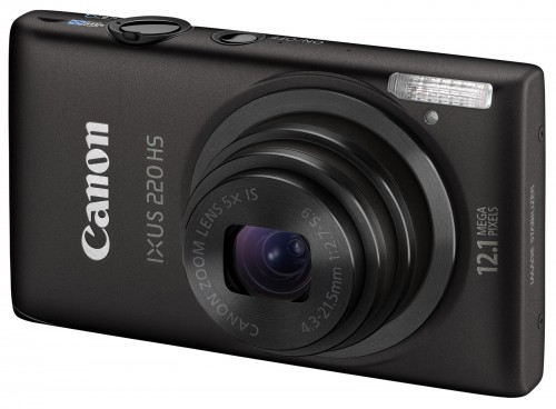 Canon Digital IXUS 220HS