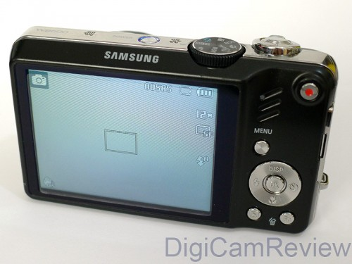 Samsung WB600 Back On