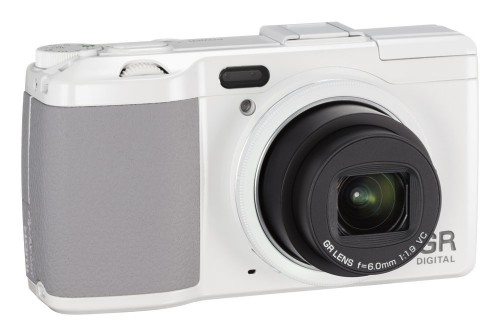 Ricoh GR Digital IV White