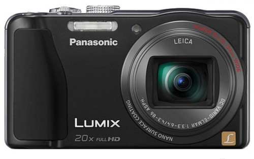 Panasonic Lumix TZ30 Black
