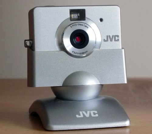 JVC GC-A50 Digital Camera