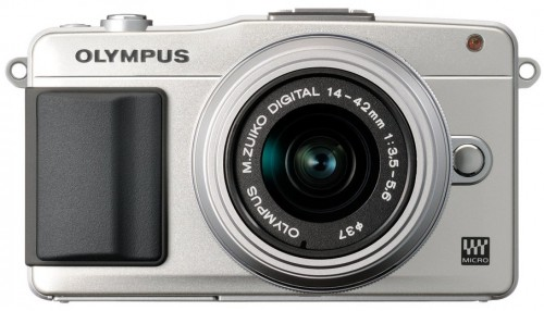 Olympus PEN Mini E-PM2 Silver