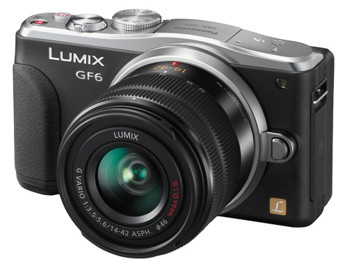 Panasonic Lumix GF6 Black